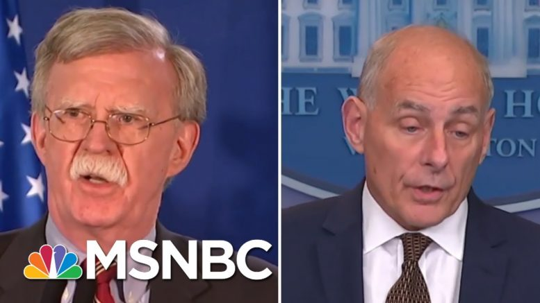 In Battle Over Bolton Testimony, Does Mitch McConnell Have The Votes? - Day That Was | MSNBC 1