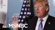 Trump Says He Avoided 'World War Six' By Not Listening To Bolton | Morning Joe | MSNBC 5