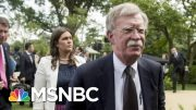 Uncertainty Over Witnesses As Republicans Whip Votes | MSNBC 5