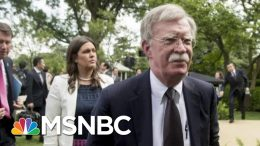Uncertainty Over Witnesses As Republicans Whip Votes | MSNBC 8