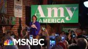 Amy Klobuchar Makes Last-Minute Trip To Iowa, Swipes At Pete Buttigieg | MSNBC 4