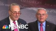 Chuck Schumer: Republicans Are Trying To 'Avoid The Truth' By Blocking Witnesses | MSNBC 5