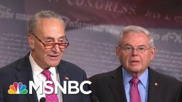 Chuck Schumer: Republicans Are Trying To 'Avoid The Truth' By Blocking Witnesses | MSNBC 10