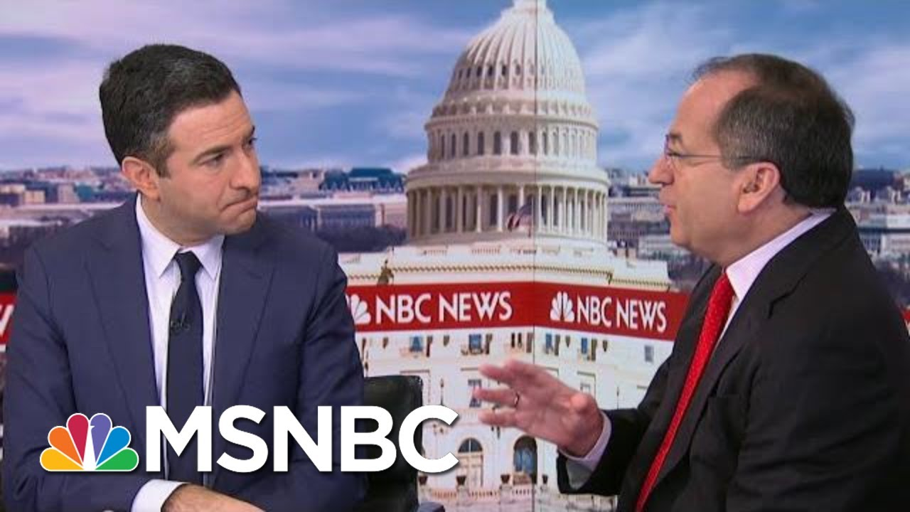 Trump Trial Lawyer Admits Abuse Of Power Is Impeachable, Previews 'Temporary' Defense | MSNBC 1