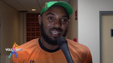 VOLCANOES CRICKET: Review of third round game v Hurricanes in St Lucia 4