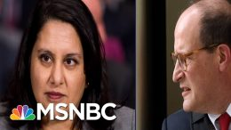 'We'll Send The Sergeant At Arms Over To The Justice Department' | The Last Word | MSNBC 7