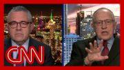 Watch Dershowitz's former student challenge his argument 4