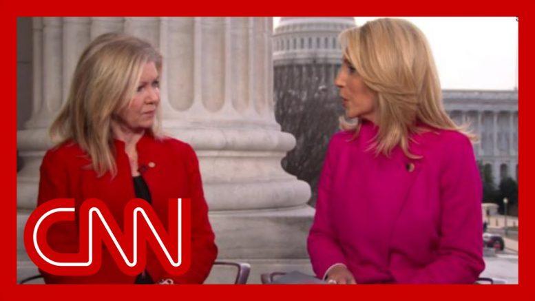 Dana Bash shuts down GOP senator over Dershowitz's claim 1