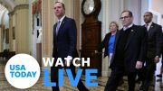 Senate Impeachment Trial of President Donald Trump: Day 2 (LIVE) | USA TODAY 3