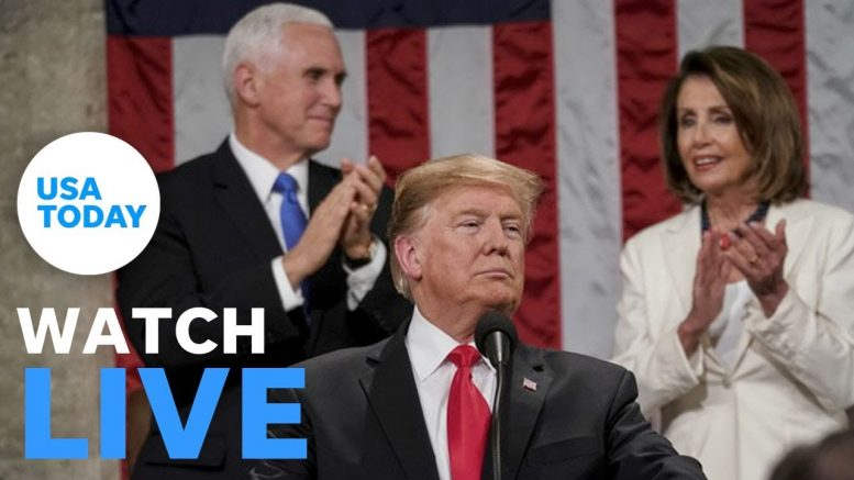 State of the Union 2020 (LIVE) | USA TODAY 1