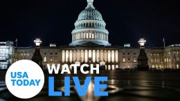 President Donald Trump's impeachment trial continues Thursday (LIVE)   USA TODAY 7