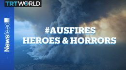 Australia in flames - evacuations continue as the bush fires get worse 9