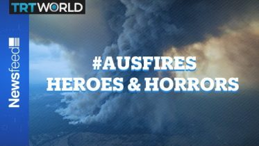 Australia in flames - evacuations continue as the bush fires get worse 6