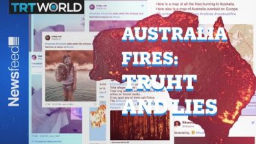 Lies about arsonists are spreading on social 6