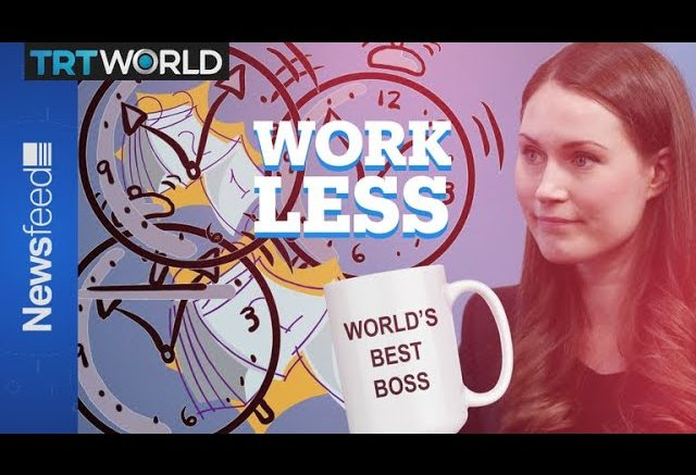 Why less time at work makes a lot of business sense 1