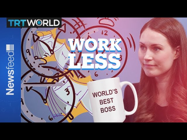 Why less time at work makes a lot of business sense 7