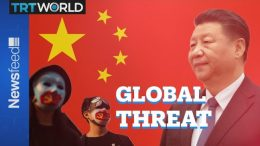 HRW says China's government poses a global threat to human rights 9