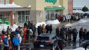 Major lineups at Newfoundland grocery stores after record-setting blizzard 3