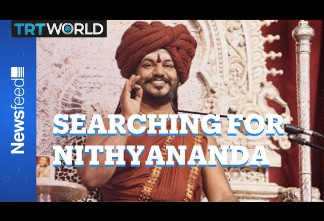 Searching for Nithyananda 1