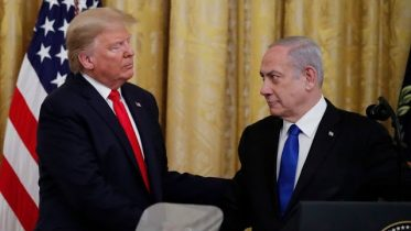 "Analyst says Trump's Mideast peace plan is ""dead on arrival"" 4"