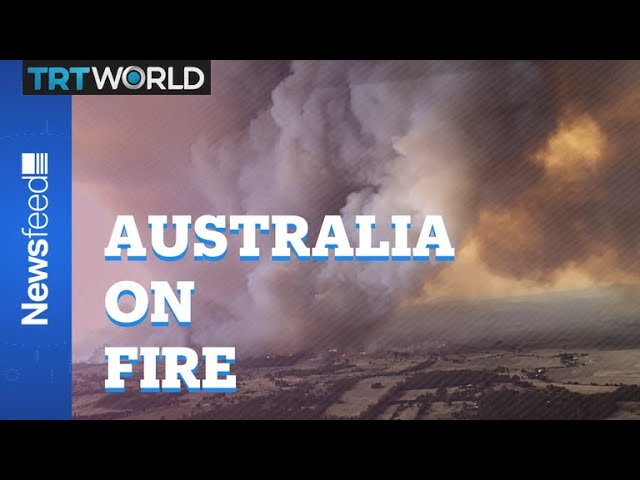 The worst bushfires EVER are getting even worse 1