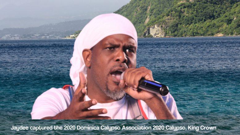 The Dominica Calypso 2020 End