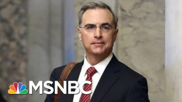 Will Lev Parnas And John Bolton Make Trouble For Trump Lawyer Pat Cipollone? | The 11th Hour | MSNBC 6