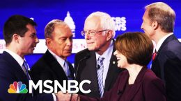 Sanders, Bloomberg Take Blows In Combative South Carolina Debate - Day That Was | MSNBC 2