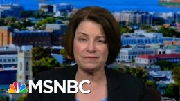 Sen. Amy Klobuchar On Staying Above The Fray At Dem Debate | Morning Joe | MSNBC 2