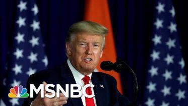 President Donald Trump Downplays Coronavirus Amid CDC Warning | Morning Joe | MSNBC 6