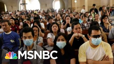 Officials Say Americans Should Prepare For Coronavirus Spread | Andrea Mitchell | MSNBC 2