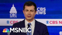 Pete Buttigieg's Warning For Democrats | Deadline | MSNBC 9