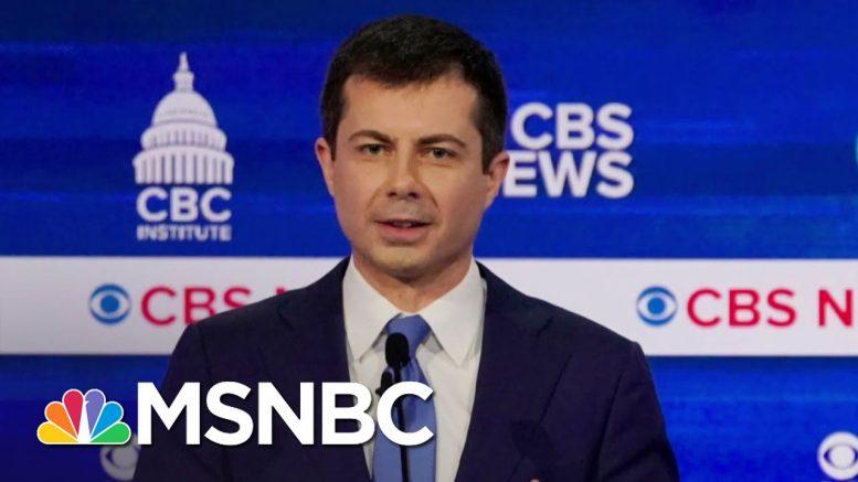 Pete Buttigieg's Warning For Democrats | Deadline | MSNBC 1