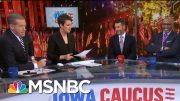 Chaos In Iowa: Caucus Results Unclear After Reporting Issues - Day That Was | MSNBC 2