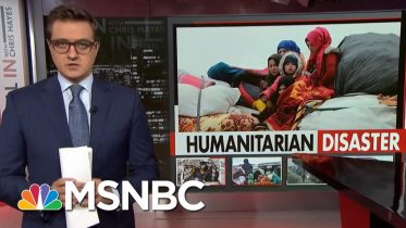 Chris Hayes On Syria's Unfolding Humanitarian Crisis | All In | MSNBC 6