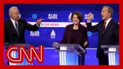 Amy Klobuchar explains what she was thinking in heated debate photo 2