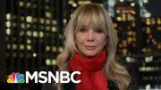Rosanna Arquette Reacts To 'Landmark' Harvey Weinstein Conviction | The Last Word | MSNBC 5