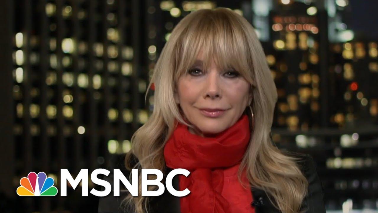 Rosanna Arquette Reacts To 'Landmark' Harvey Weinstein Conviction   The Last Word   MSNBC 5