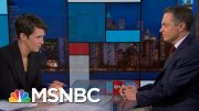 Virologist: Good Testing Key To Coronavirus Containment | Rachel Maddow | MSNBC 2