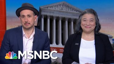 Announcing The Launch Of The 50 Over 50 List | Morning Joe | MSNBC 6