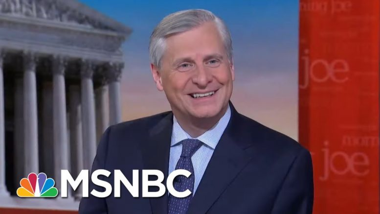 Jon Meacham Explores The Last Words Of Jesus From The Cross | Morning Joe | MSNBC 1