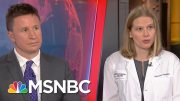 How To Protect Yourself Against Coronavirus | Katy Tur | MSNBC 4