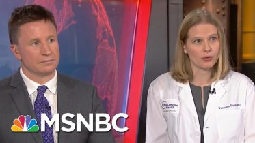 How To Protect Yourself Against Coronavirus | Katy Tur | MSNBC 10