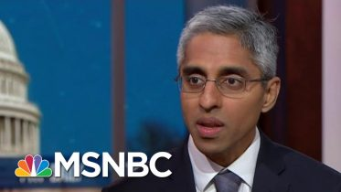 Fmr. Surgeon General: Focus On 'Preparation, Not On Panic' | MTP Daily | MSNBC 6