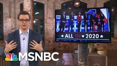 Chris Hayes: The Democratic Primary Is Intense Because It Has To Be | All In | MSNBC 6