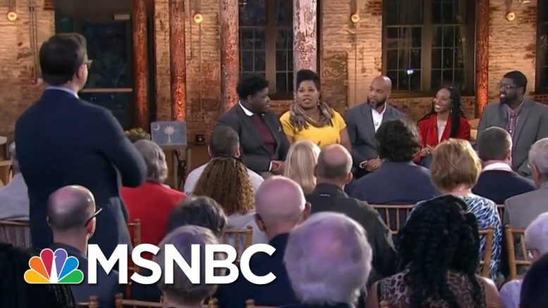 Chris Hayes Speaks With Undecided Black Voters Ahead Of The South Carolina Primary | All In | MSNBC 1