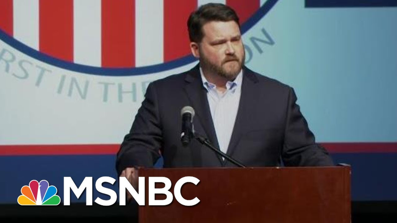 Iowa Dem Party Chair: 'What Happened Last Night Is Simply Unacceptable'   Deadline   MSNBC 1