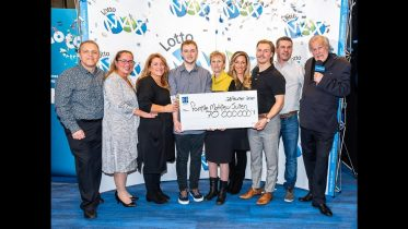 22-year-old grocery store worker bags $70M Lotto Max prize 5