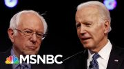 Can Biden Bounce Back Against A Surging Sanders In South Carolina? TITLE | The 11th Hour | MSNBC 3