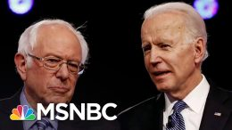 Can Biden Bounce Back Against A Surging Sanders In South Carolina? TITLE | The 11th Hour | MSNBC 4
